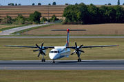 Bombardier DHC-8-Q402 Dash 8 - OE-LGB operated by Austrian Airlines