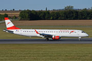 Embraer E195LR (ERJ-190-200LR) - OE-LWF operated by Austrian Airlines