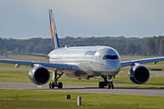 Airbus A350-941 - D-AIXA operated by Lufthansa