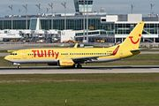 Boeing 737-800 - D-AHFW operated by TUIfly