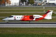 Bombardier Learjet 60 - D-CFAZ operated by FAI Ambulance