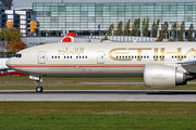 Boeing 777-300ER - A6-ETS operated by Etihad Airways