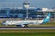 Embraer E195LR (ERJ-190-200LR) - I-ADJS operated by Air Dolomiti