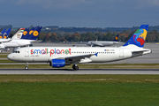 Small Planet Airlines Airbus A320-214 - LY-SPF