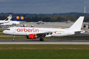 Airbus A320-214 - D-ABDX operated by Air Berlin