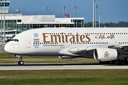 Airbus A380-861 - A6-EDV operated by Emirates