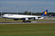 Airbus A340-642 - D-AIHY operated by Lufthansa