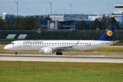 Embraer 190-200LR - D-AEBC operated by Lufthansa CityLine