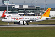 Airbus A320-251N - TC-NBG operated by Pegasus Airlines