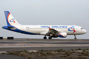 Airbus A320-214 - VQ-BCI operated by Ural Airlines