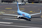 Boeing 737-800 - OO-JAQ operated by Jetairfly