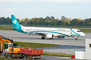 Embraer 190-200LR - I-ADJN operated by Air Dolomiti