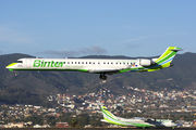 Bombardier CRJ1000 NextGen - EC-LOV operated by Binter Canarias