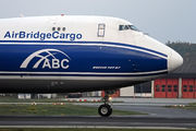 Boeing 747-8F - VQ-BLQ operated by Air Bridge Cargo