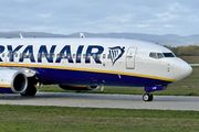 Boeing 737-800 - EI-EBP operated by Ryanair