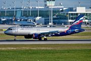 Airbus A320-214 - VQ-BAY operated by Aeroflot
