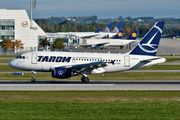Airbus A318-111 - YR-ASC operated by Tarom