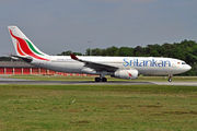 Airbus A330-243 - 4R-ALC operated by SriLankan Airlines