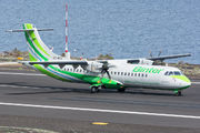 ATR 72-600 - EC-MSJ operated by Binter Canarias