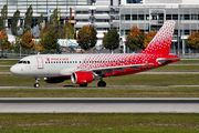 Airbus A319-111 - VQ-BAU operated by Rossiya Airlines