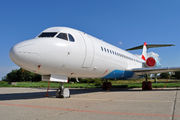 Fokker 70 - OE-LFR operated by Austrian Airlines