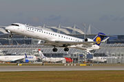 Bombardier CRJ900LR - D-ACKJ operated by Lufthansa CityLine