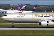 Etihad Airways Airbus A330-343 - A6-AFE