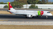 Embraer E195LR (ERJ-190-200LR) - CS-TTW operated by TAP Portugal