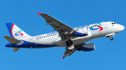 Ural Airlines Airbus A319-112 - VQ-BTY