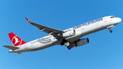 Airbus A321-231 - TC-JTL operated by Turkish Airlines