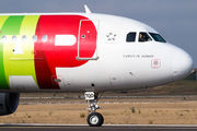 Airbus A320-214 - CS-TQD operated by TAP Portugal