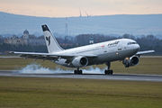 Airbus A300B4-605R - EP-IBD operated by Iran Air