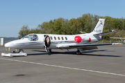 Cessna 551 Citation II/SP - F-GJOD operated by JET CLUB EAGLE EXPRESS