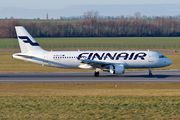 Airbus A320-214 - OH-LXI operated by Finnair
