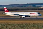 Airbus A321-212 - HB-ION operated by Swiss International Air Lines