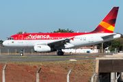 Airbus A318-121 - PR-ONR operated by Avianca Brasil