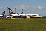 Boeing 737-800 - EI-ESX operated by Ryanair