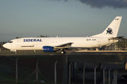 Boeing 737-400SF - PR-SDM operated by Sideral Air Cargo