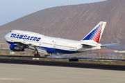 Boeing 747-300 - VP-BGU operated by Transaero Airlines