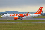 Airbus A320-214 - G-EZWW operated by easyJet