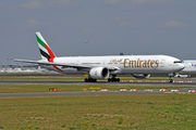 Boeing 777-300ER - A6-EBQ operated by Emirates