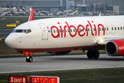 Boeing 737-800 - D-ABKA operated by Air Berlin