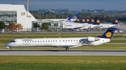 Bombardier CRJ900LR - D-ACKA operated by Lufthansa CityLine