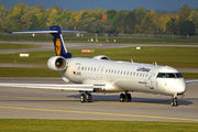 Bombardier CRJ900LR - D-ACKK operated by Lufthansa CityLine