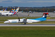 Bombardier DHC-8-Q402 Dash 8 - LX-LQJ operated by Luxair