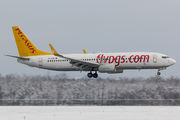 Boeing 737-800 - TC-AAR operated by Pegasus Airlines