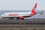 Boeing 737-800 - D-ABKN operated by TUIfly
