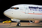 Boeing 737-8 MAX - OK-SWA operated by Smart Wings