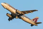 Airbus A320-232 - A7-ADC operated by Qatar Airways