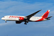 Boeing 787-8 Dreamliner - N793AV operated by Avianca